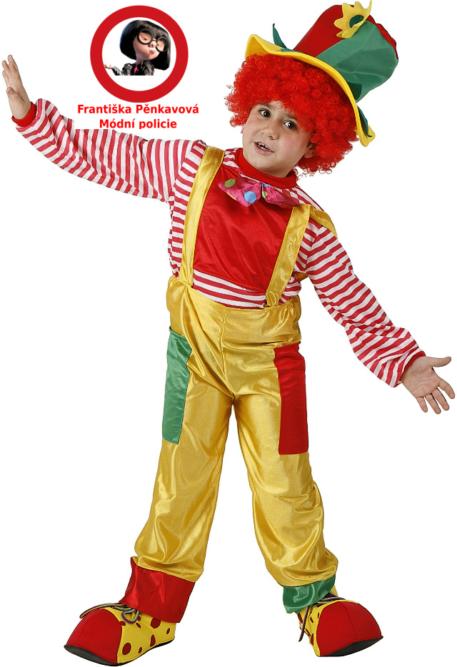 hodnocení klauna františkou