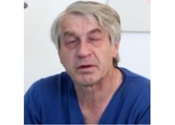 Josef Rychtář brečí