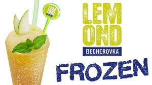 nová becherovka Lemond Frozen