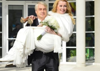 Bartošová rychtář svatba