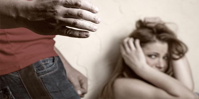 Týrané ženy