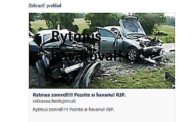 autonehoda rytmuse