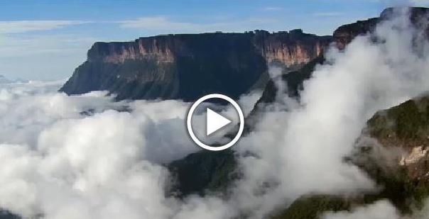 zajímavé video země