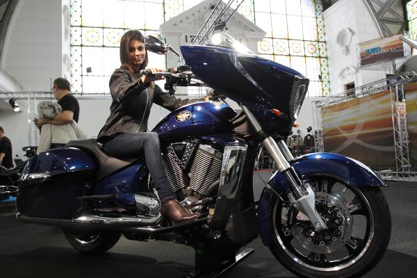 veletrh Motocykl