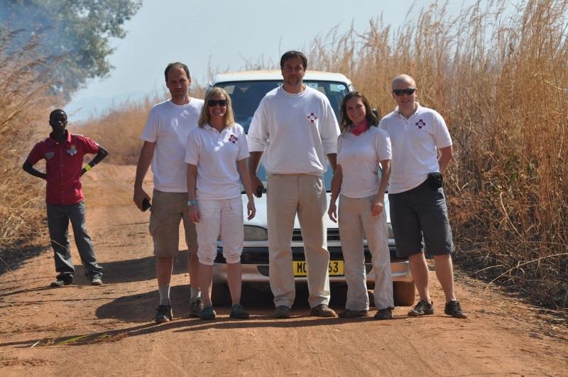 skupina do malawi