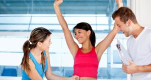 hubnutí bez cvičení