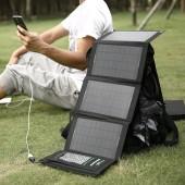 solarni USB nabíječka