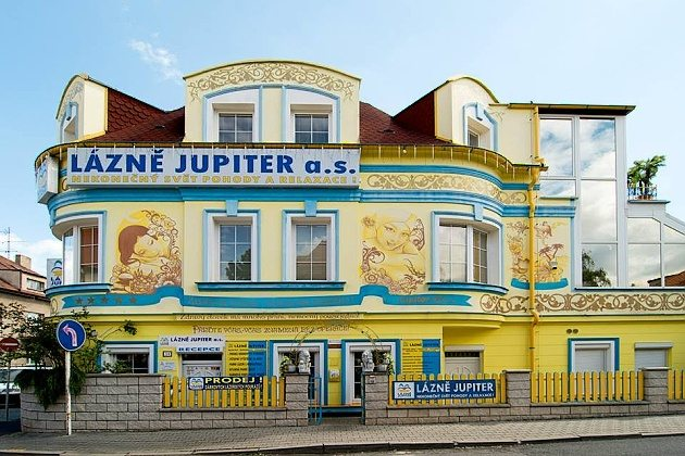 lázně Jupiter Praha