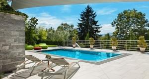 nadzemní zapuštěné bazény