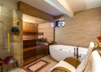 sauna na klíč
