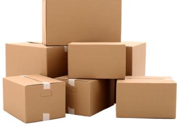 papírové krabice