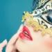karnevalové masky a kostýmy