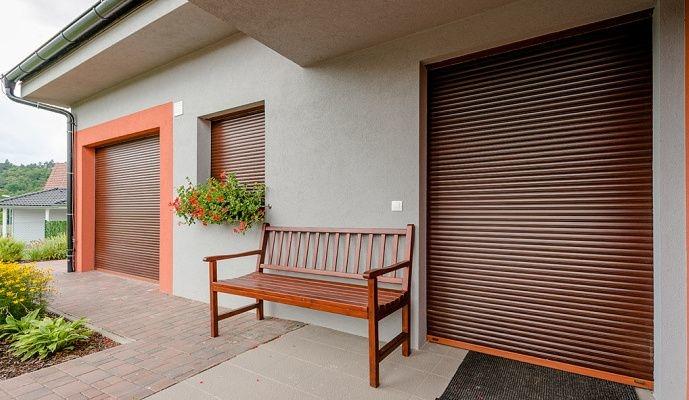 garážová vrata