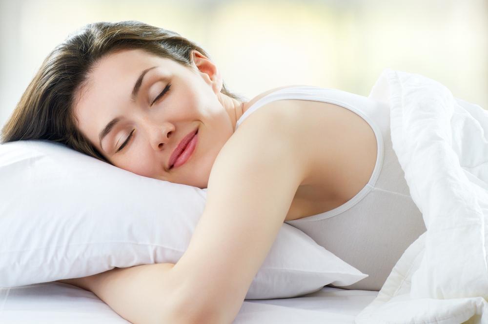 pohodlené spaní
