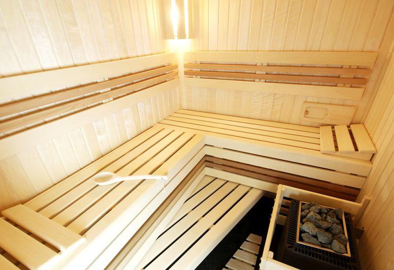 sauna systém