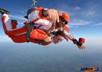 adrenalinový zážitek